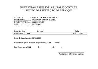 RECIBO DE PRESTAÇÃO DE SERVIÇO042006.doc