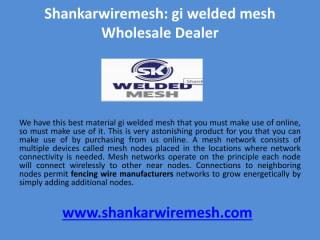 gi welded mesh Wholesale Dealer.pdf