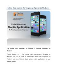 Mobile Application Development Agency in Madurai.pdf