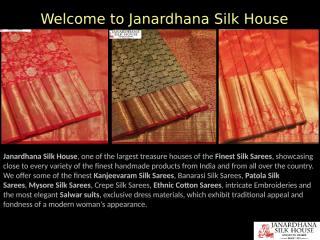 latest Kanjivaram-Janardhana Silk House.pptx
