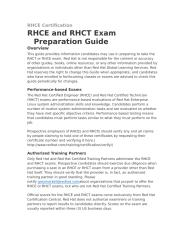 RHCE Certification.doc