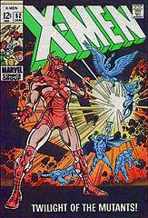 the uncanny x-men #052 (jan. 1969) (em espanhol) - o crepúsculo dos mutantes!.cbr