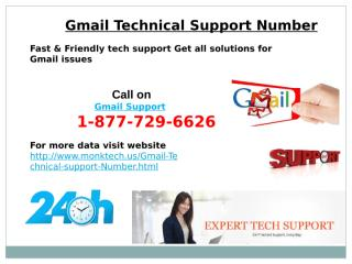 Gmail Tech Support Number (2).pptx