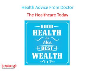 Health Advice From Doctor.pdf