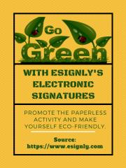 Go Green with Electronic Signatures.pdf
